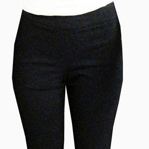 Style & Co Slim Legging Deep Black X-Small